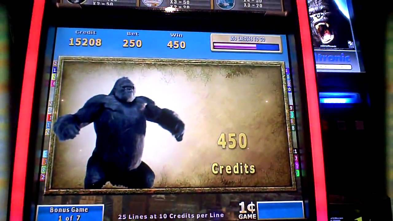 King kong cash slot machine play free procter gamble stock price history