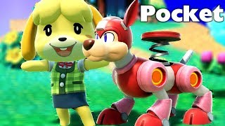 Every Move Isabelle & Villager Can Pocket In Super Smash Bros Ultimate