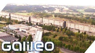 Corviale - Das längste Wohnhaus Europas | Galileo | ProSieben