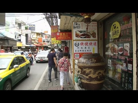 На Лунный новый год в Таиланд приедет меньше китайцев (новости)