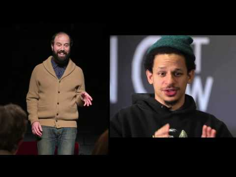 Eric Andre Interupts Brett Gelman's Story and gets Butthurt