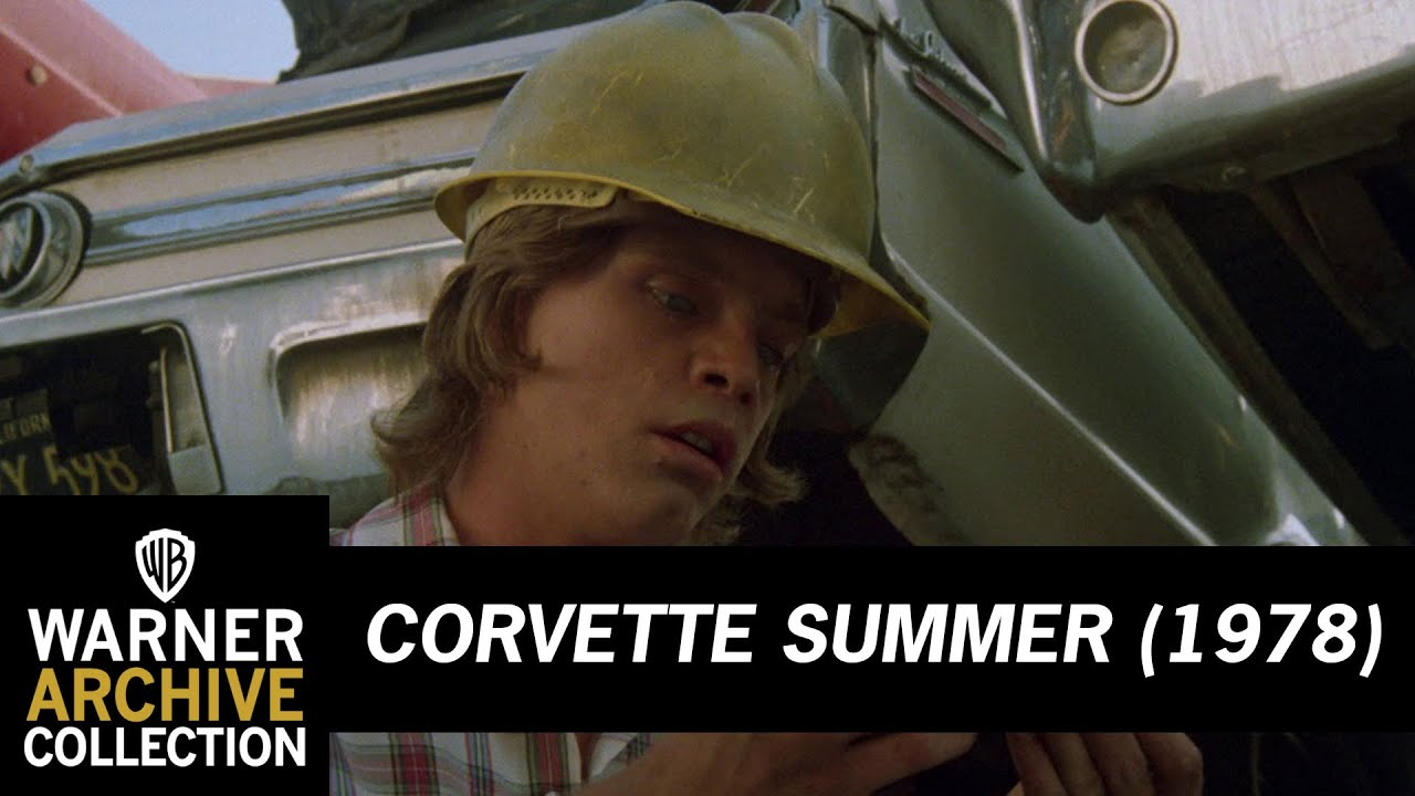 Download Open HD   Corvette Summer   Warner Archive