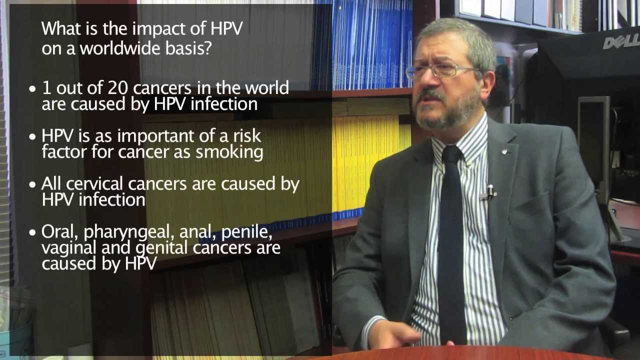 HPV Prevention Research with Dr. Eduardo Franco, McGill University