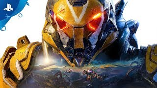 Anthem - E3 2018 Cinematic Trailer | PS4