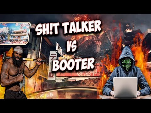 Sh!t talker Meets Booter! (Nero Vs Booter #1)