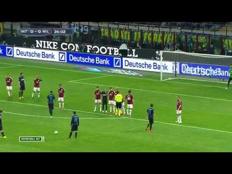 Stagione 2014/2015 - Inter vs. Milan (0:0)