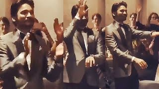 Dhanush Shakes A Leg With Cool Dance Moves