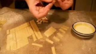 Voandalana (wrapped Deep-fried Peanuts) Recipe - Cuisine Of Madagascar