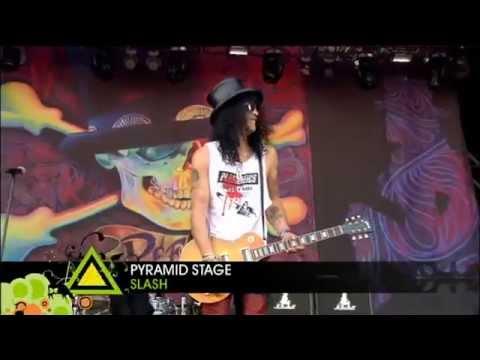 Slash Live Glastonbury Festival 2010 Full Concert *Setlist*