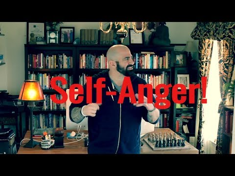 How to deal with self-anger