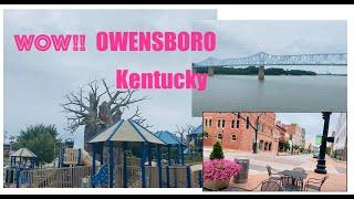 Owensboro Waterfront Kentucky What Now??