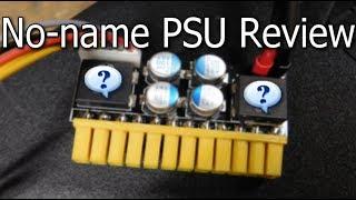 No-Name 180 Watt 12 volt DC PSU Review