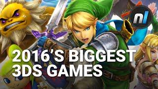 Game   The Best 3DS Games of 2016   The Best 3DS Games of 2016