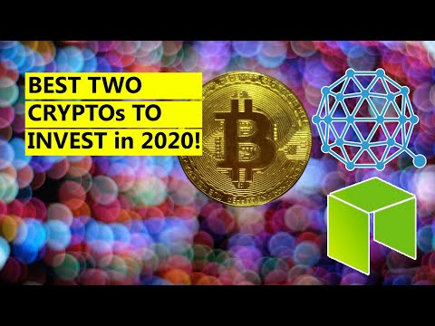 Best Crypto Currencies To Invest 2020 Edition! Neo And Qtum!