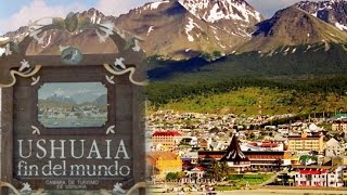 Ushuaia - Tierra del fuego Viaje Solitario en moto. 1º Parte