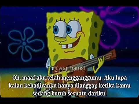 Spongebob Nyanyi Lagu Kawan Sejalan