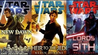 Top 10 Star Wars Characters From The Expanded Universe thumbnail