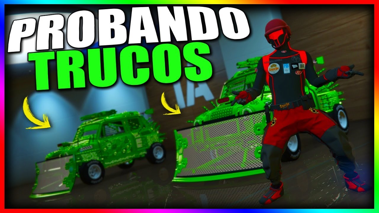 🔴 Directo - GTA 5 Online Probando Trucos de Dinero 💣 como duplicar autos en gta 5 💲