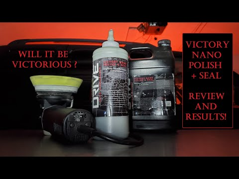 Victory Nano Polish and Seal Review (All-In-One Results)