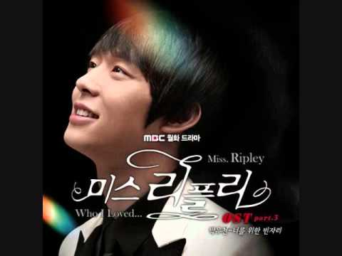 Park Yu Chun - A Space Left For You (Miss Ripley OST) Mp3 Download Link