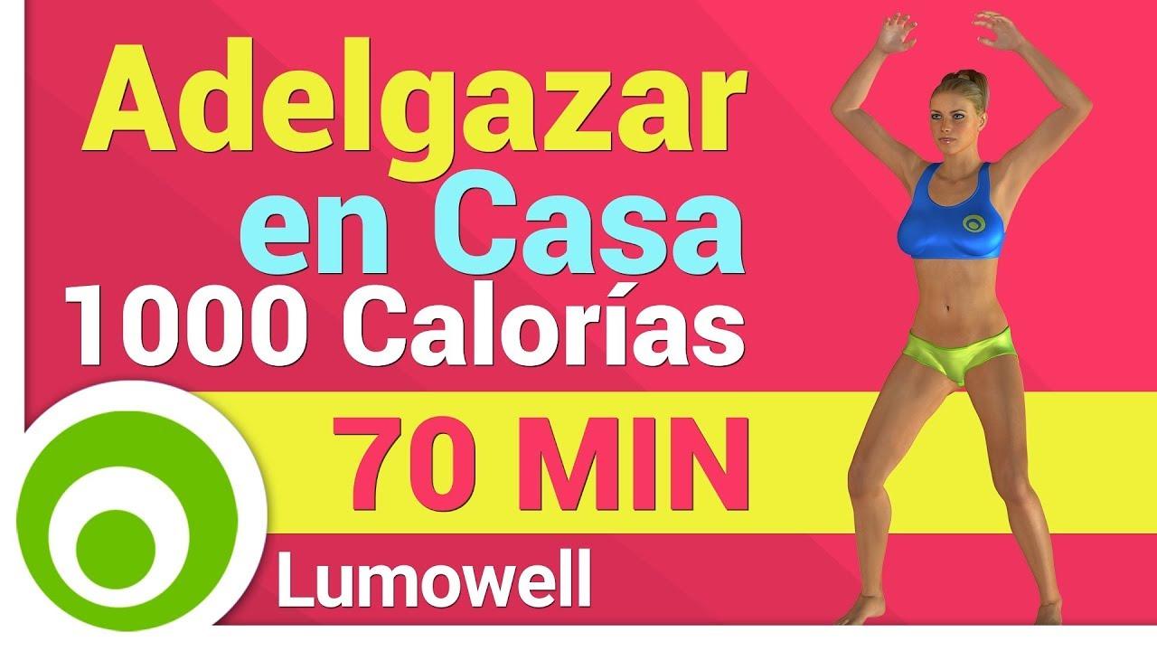 Quemar calorias para adelgazar