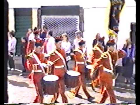 Juv Parades Motherwell Grangemouth Airdrie 1995