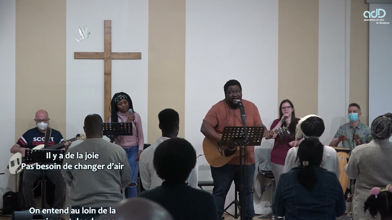 BAPTÊMES - DIMANCHE 23 MAI - 15H