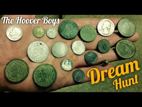 Metal Detecting Finds A Colonial Honey Hole #72 Dream Hunt