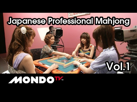 The Game of Saki and Akagi: Mondo Women's Mahjong Championship Vol.1