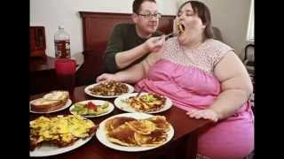Самые толстые, жирные люди