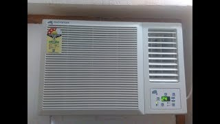 Micromax 1.5 Ton Window AC Unboxing, Installation & Review