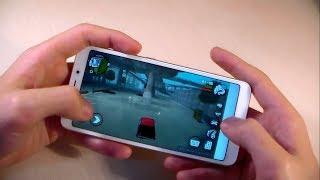 Игры Xiaomi Redmi 6A (GTA:SanAndreas, PUBG:Mobile, NFS:MostWanted)