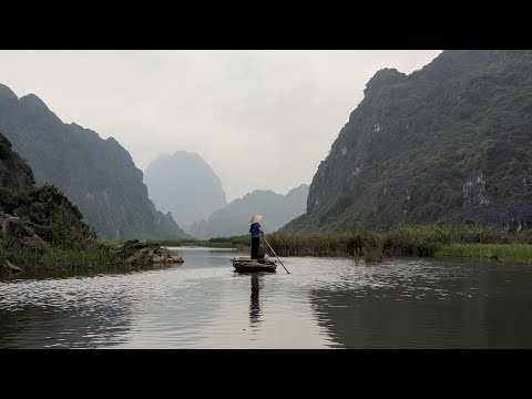 Rowing a Boat to Protect Vietnam's Nature, Langurs and Livelihoods