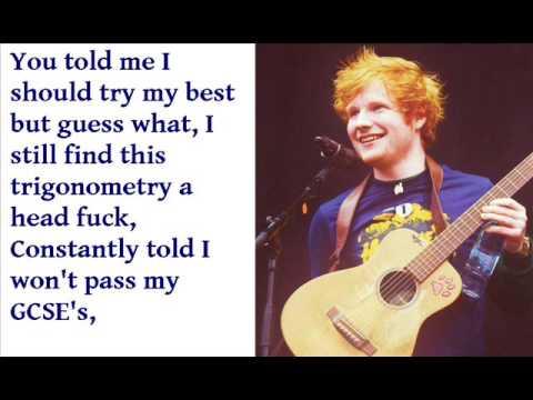 Ed Sheeran: These Dreams (Unreleased Song)