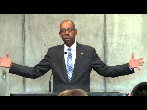 What Matters to Me and Why: Chancellor Michael Drake