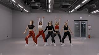 ITZY - WANNABE  Dance Practice Mirrored Slow 50%