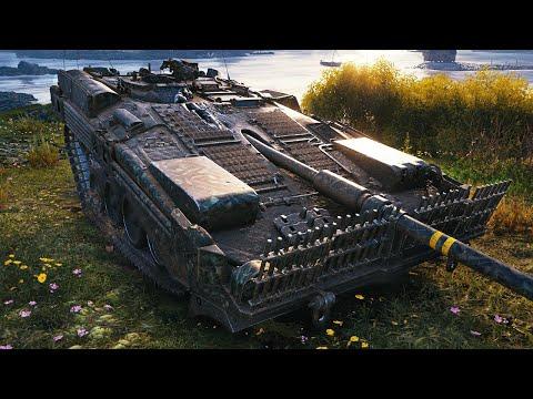 Strv 103B - PERFECT PLAY - World of Tanks |