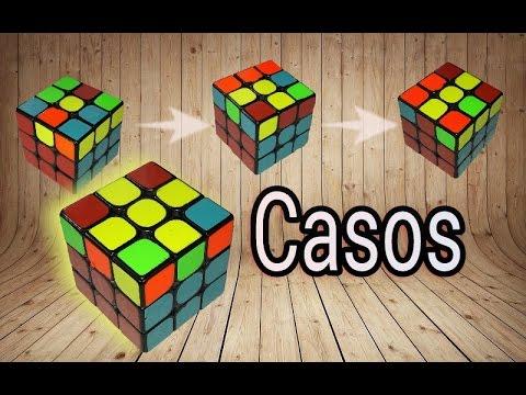 Como Armar La Parte Superior Del Cubo 3x3x3 Cruz Amarilla Youtube