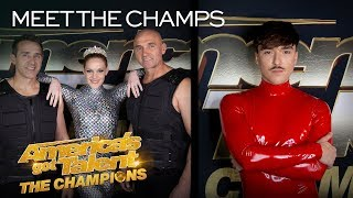 Emil Rengle and Sandou Trio Russian Bar Want To INSPIRE! - America's Got Talent: The Champions