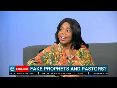 Fake prophets and pastors?