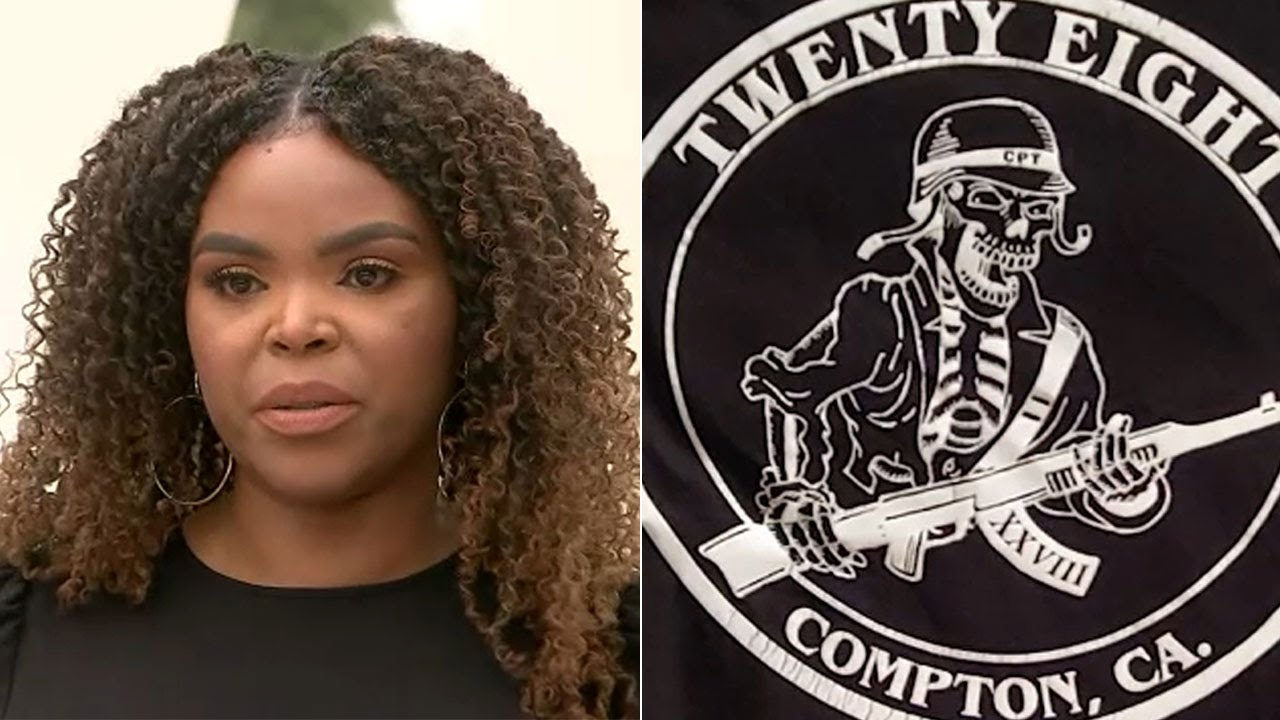 LASD 'Executioners Busted': Compton Mayor Aja Brown Shares Her Encounter On Traffic Stop