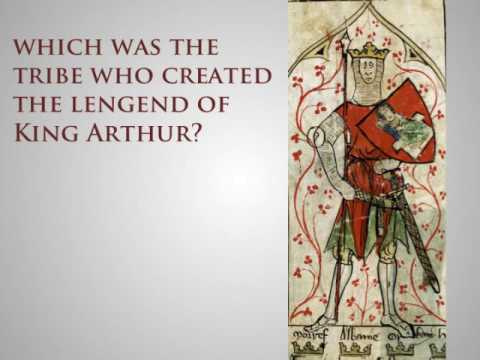 King Arthur: legend of the Veneti.