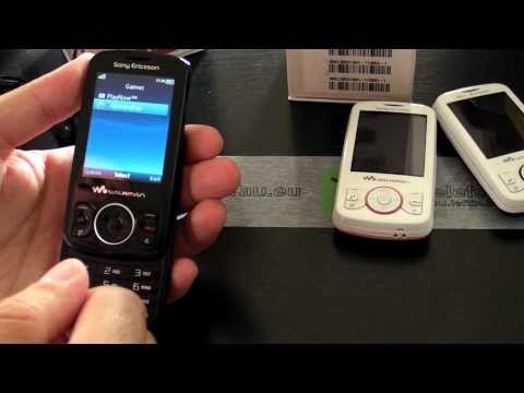 Sony Ericsson W100 Spiro Review HD ( in Romana ) - www.TelefonulTau.eu -