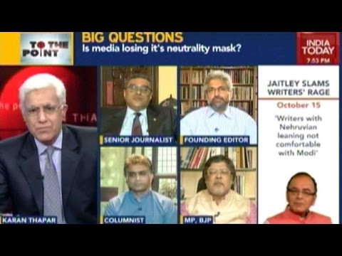 To the Point: Is Media Tarnishing PM Modi's Government?
