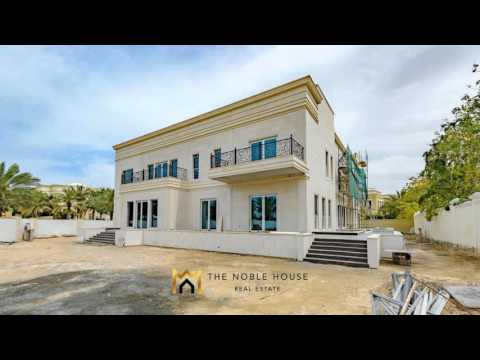 Emirates Hills Villa For Sale The Noble House Real Estate