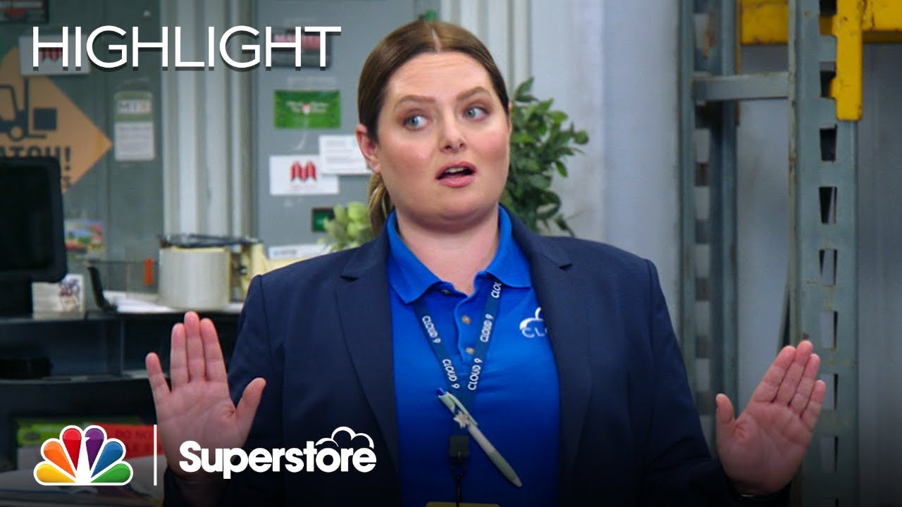 Download Dina's Manager and It's Not Going Great - Superstore