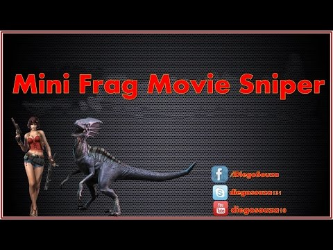 Mini Frag Movie Sniper - iDiegoSouza   -...