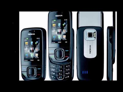 Model Nokia 3600 slide Tahun 2017