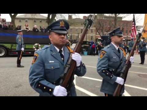 2018 Aquidneck Island National Police Parade