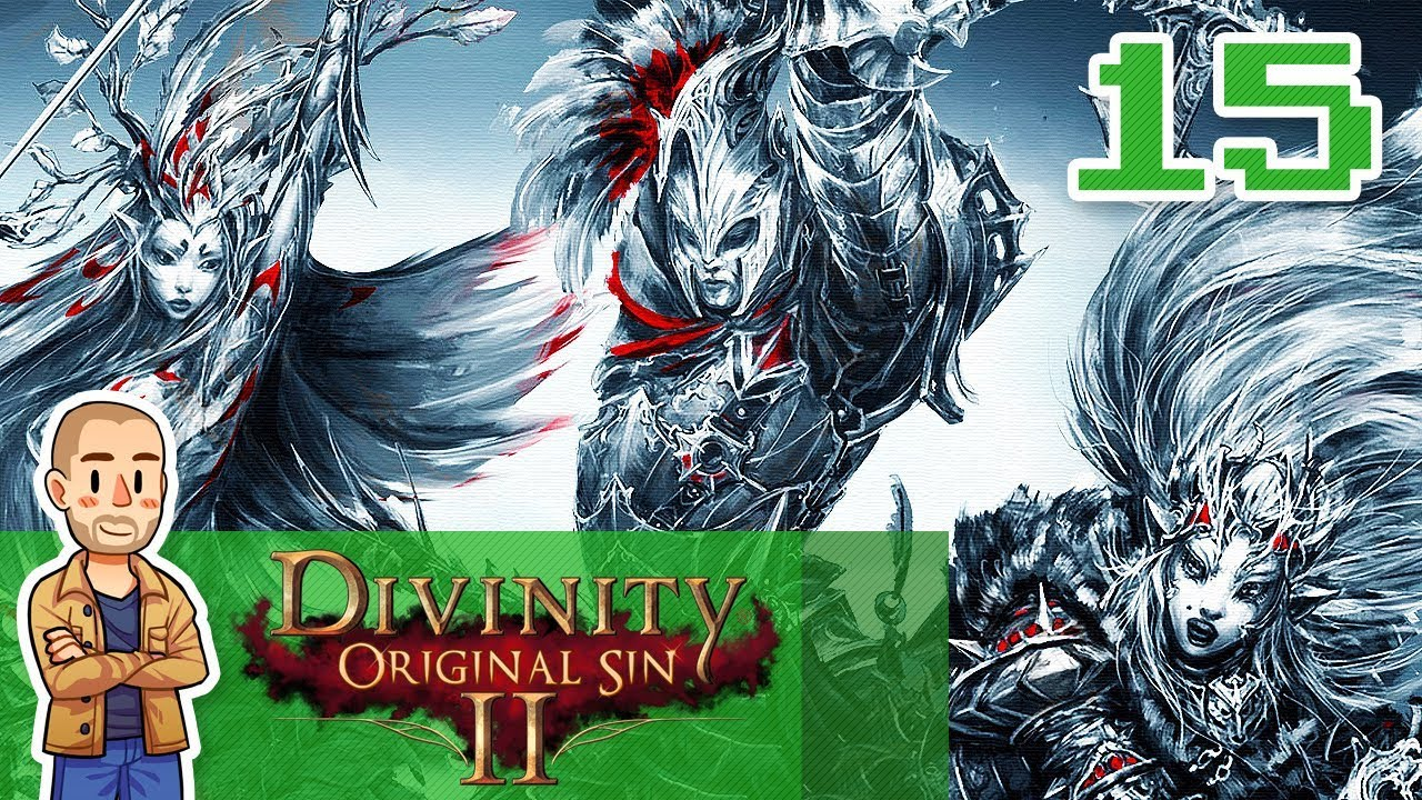 Divinity Original Sin 2 Gameplay Part 15 The Resurrection Of Fane Dos2 Let S Play Series Youtube